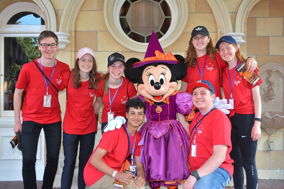 Space Camp 2018 – Day 3 at Disneyland!!!