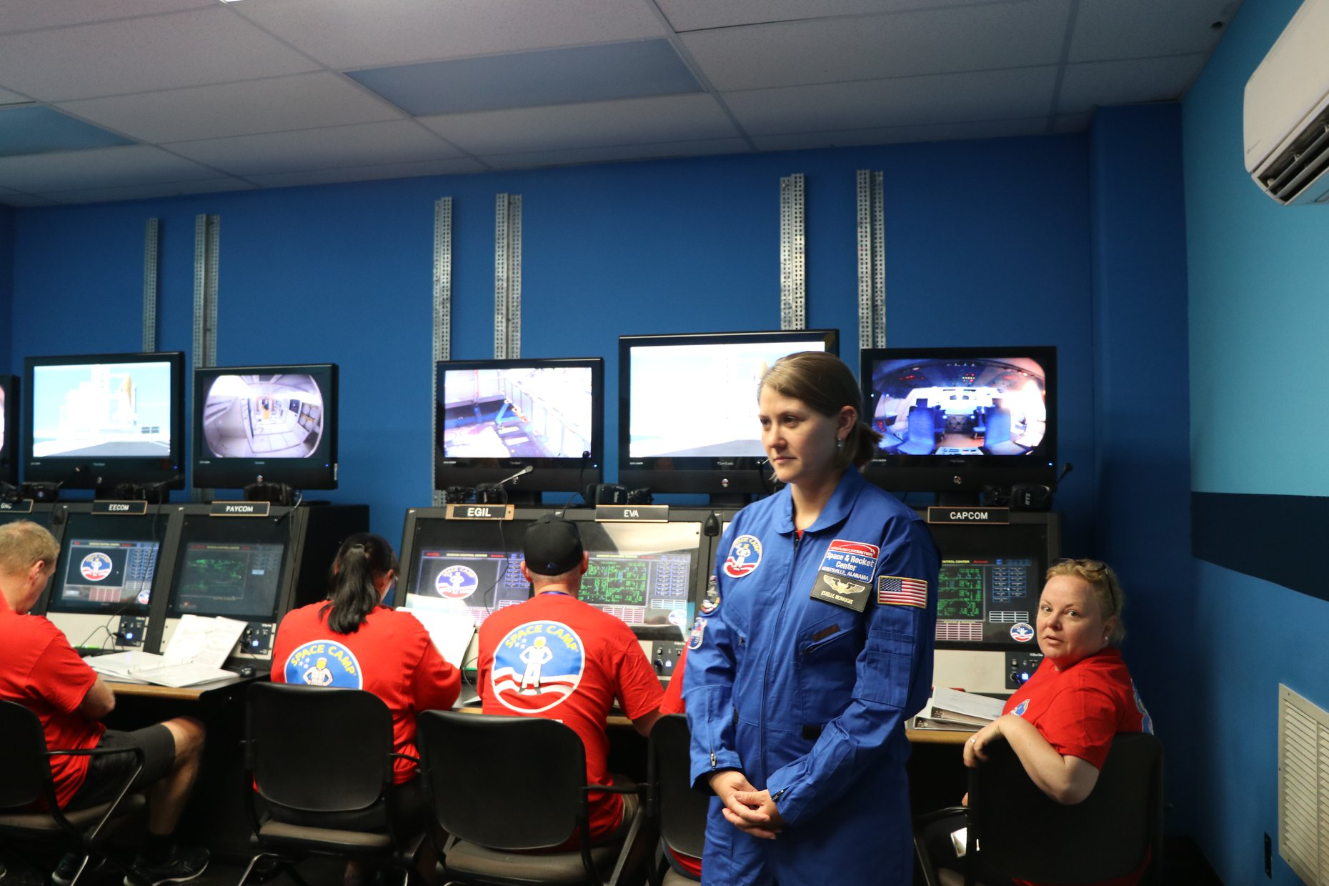 Space Camp 2018 – Day 5 Travel to Space Camp in Huntsville, AL