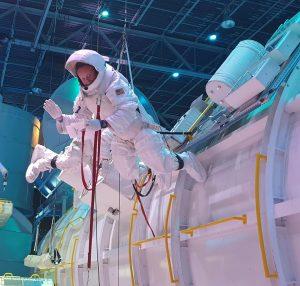 Space Camp 2018 – Day 7-9 Space Camp in Huntsville, AL