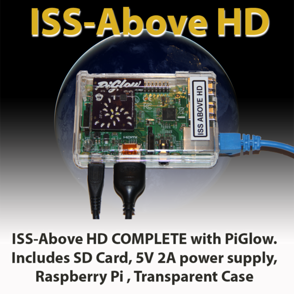 ISS-ABOVE HD
